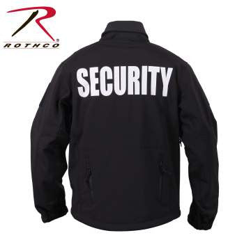 Special Ops Soft Shell Security Jacket - Delta Survivalist