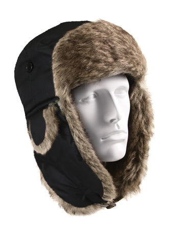 Fur Flyer's Hat - Delta Survivalist