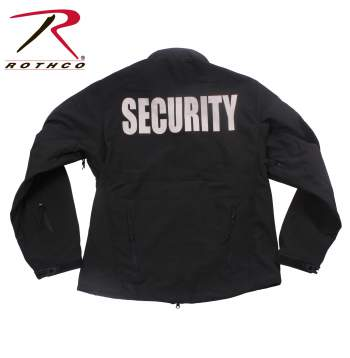 Irregular Special Ops Soft Shell Security Jacket - Delta Survivalist