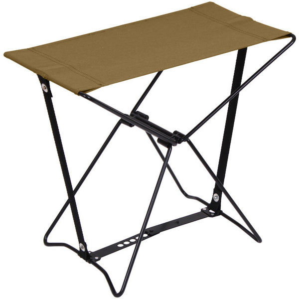 Folding Camp Stool - Delta Survivalist
