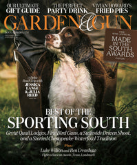 Garden and Gun Magazine Made In The South Issue