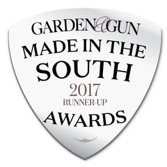Garden and Gun Made In The South Runner Up