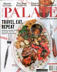 Locale Palate September 2018