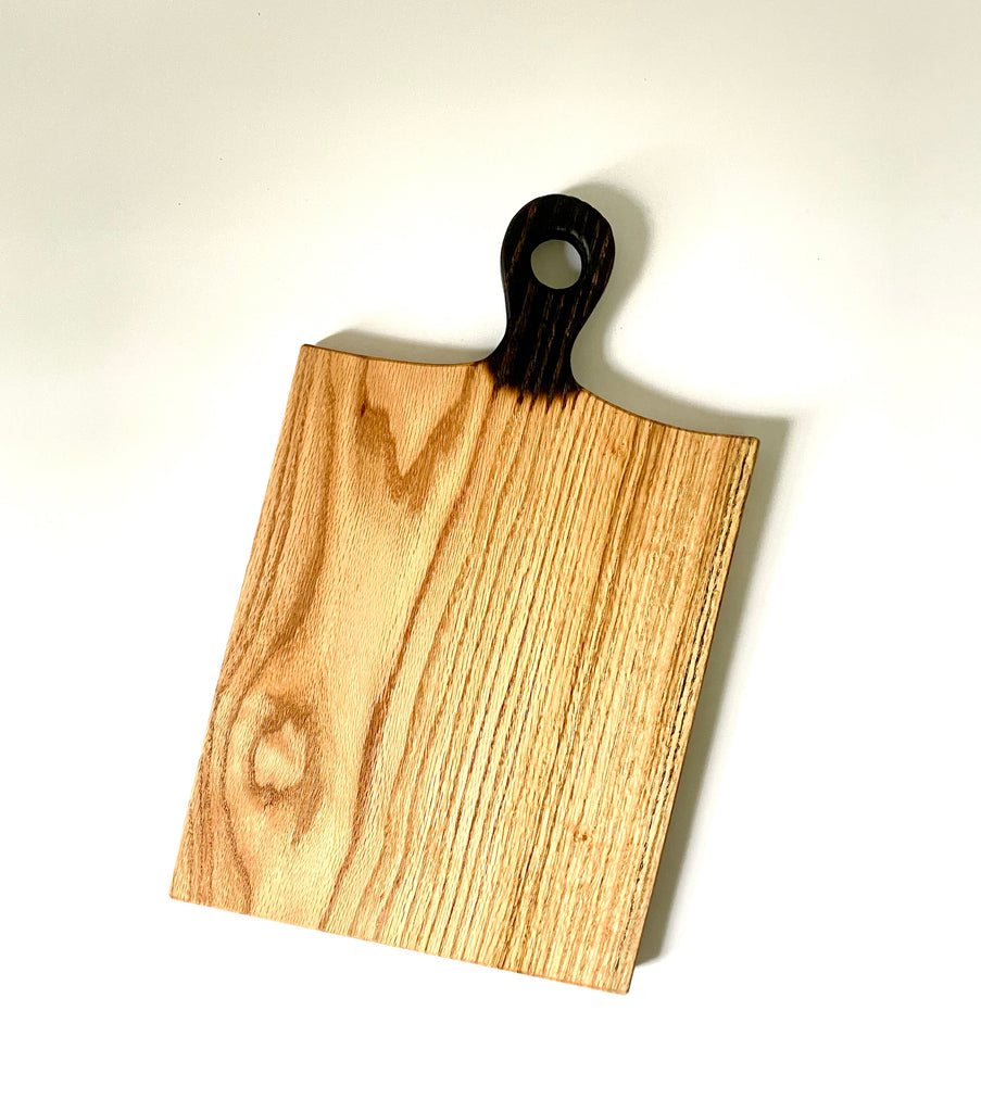 Maximilians Large White Oak Serving Board