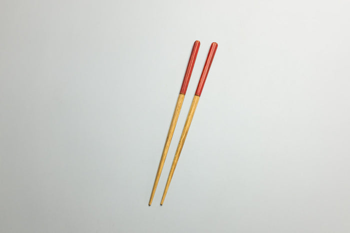 Cardinal Chopsticks