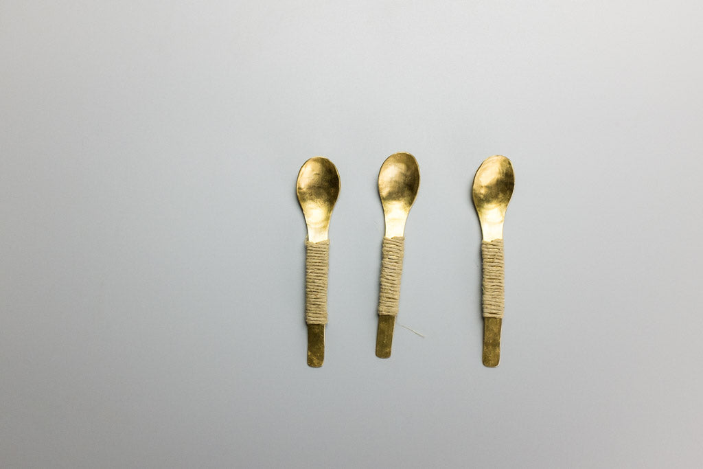 Condiment Spoon Set