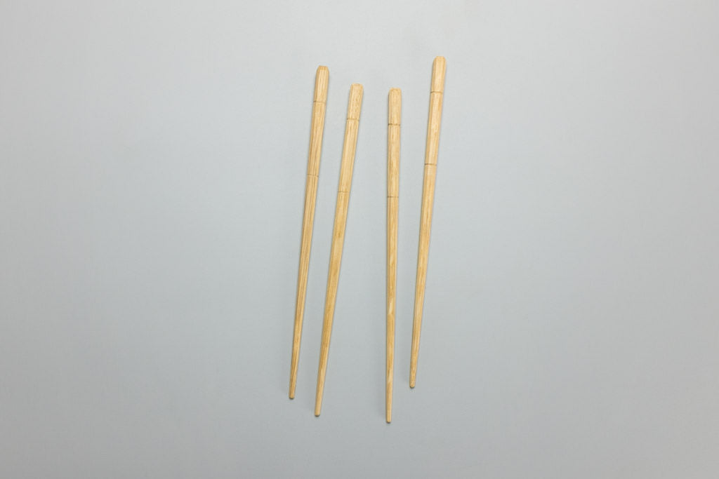 Hand Planed Chopsticks