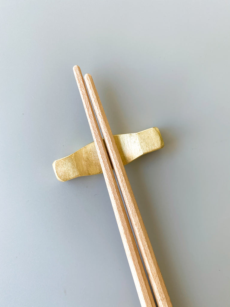 Forged Chopstick Rest
