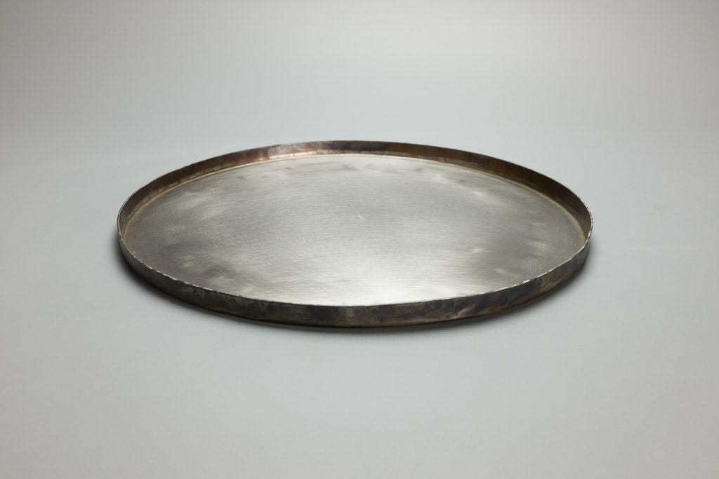Round Stainless Tray