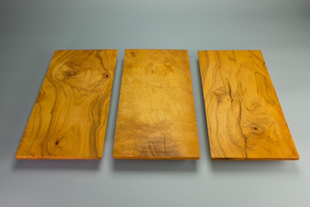 Laurel Tray in Cherry Laurel Wood