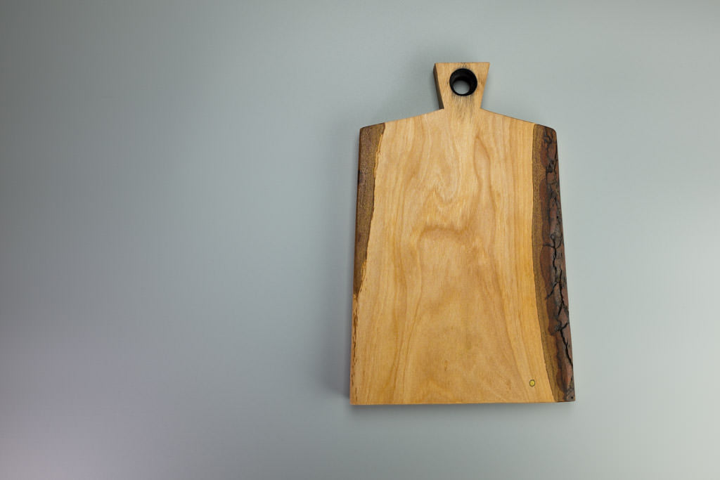 Torei Plank in Cherry Wood