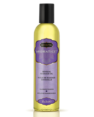 Kama Sutra Aromatic Oil - 8 oz