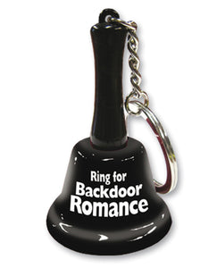 Ring For Backdoor Romance Keychain