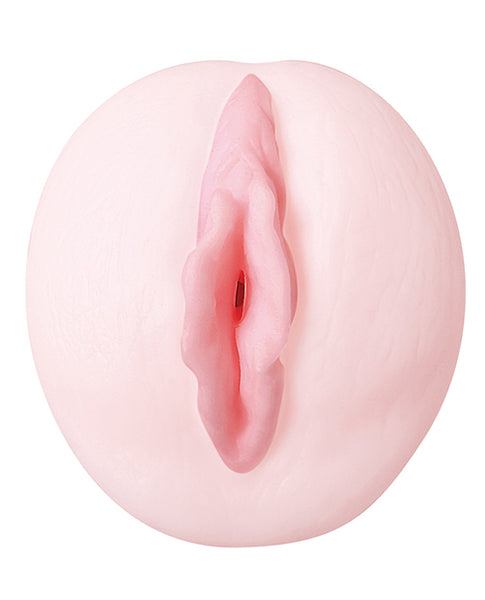 Adam & Eve Juicy Lucy Self Lubricating Stroker - White