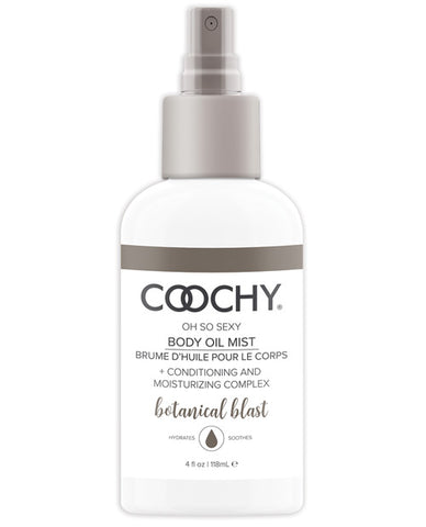 COOCHY Body Oil Mist - 4 oz Botanical Blast