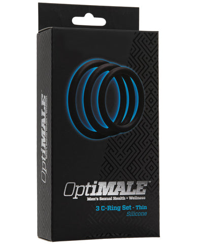 OptiMale C Ring Kit - Thin