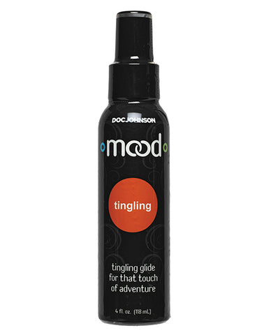 Mood Lube Tingling - 4 oz