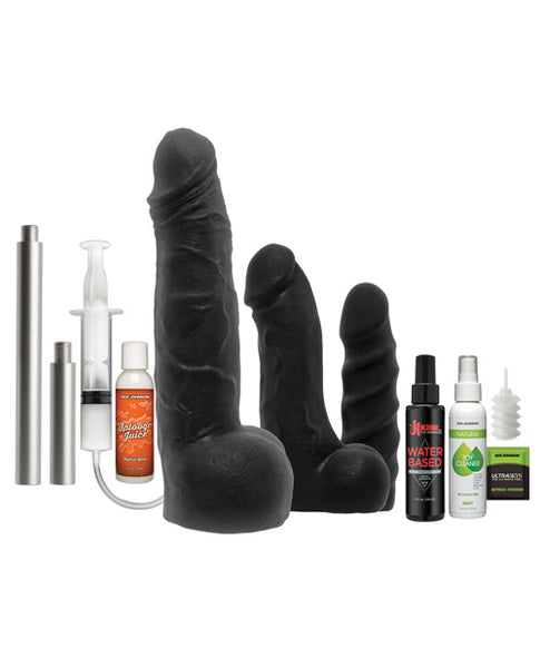 Kink Fucking Machines Power Banger Cock Collector Accessory Pack - 10 pc Kit