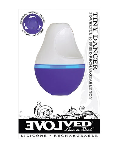 Evolved Tiny Dancer Rechargeable Bullet