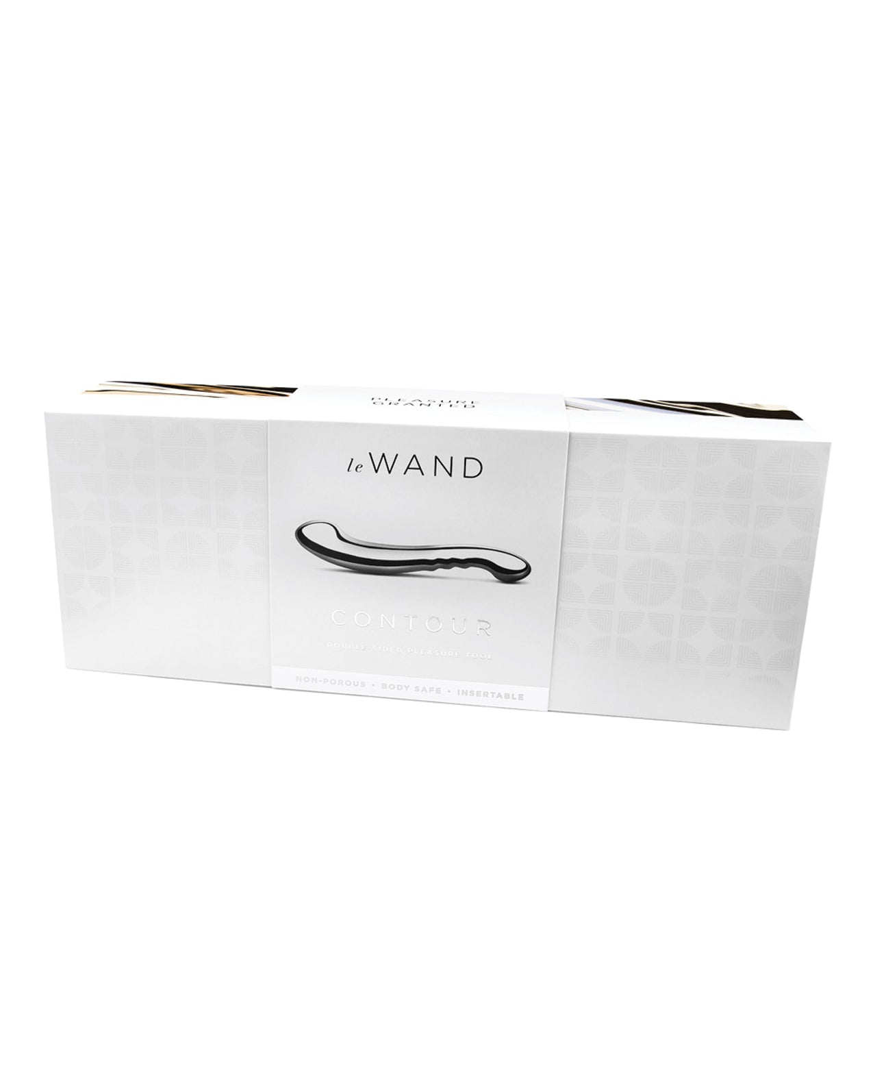 Le Wand Stainless Steel Contour