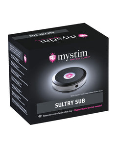 Mystim Sultry Subs Receiver Channel 2