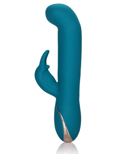 Cal Exotics Premium Jack Rabbit Silicone Rocking G Rabbit - Blue
