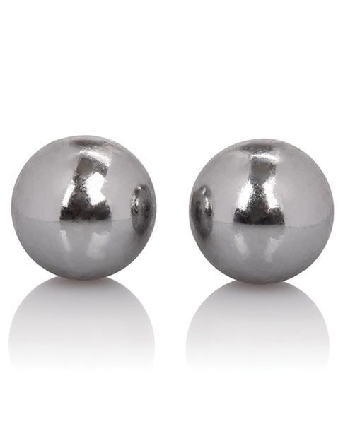 Silver Balls in Presentation Box
