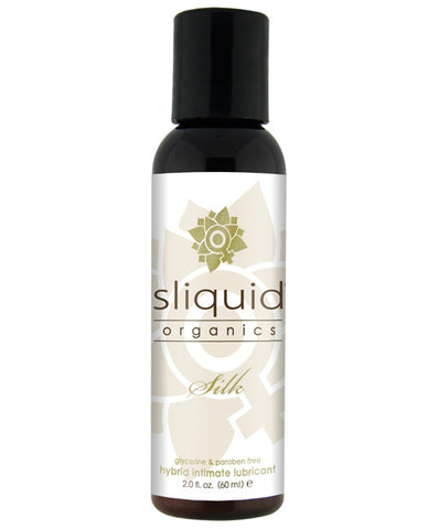 Sliquid Organics Silk - 2 oz
