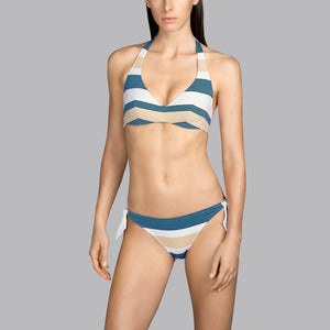 24 POP Bikini Top Copa Entera Con Aro