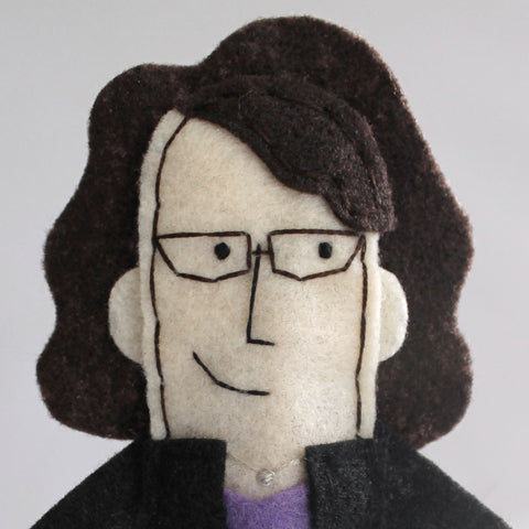 Liz Lemon Finger Puppet