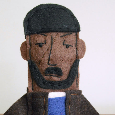 Omar Little Finger Puppet