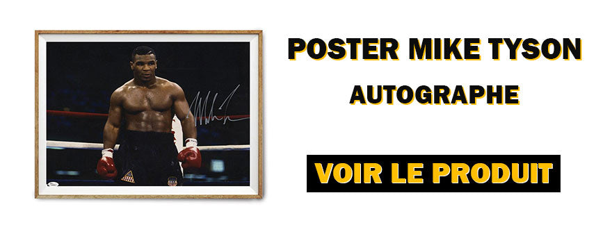poster mike tyson