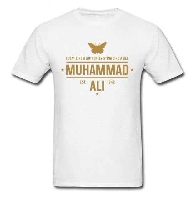 T-shirt Mohamed Ali Papillon