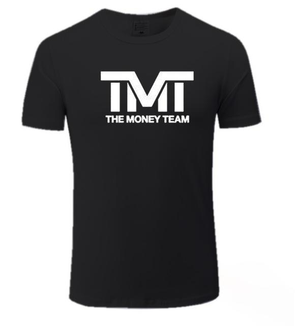 T-shirt Boxe Floyd Mayweather The Money Team