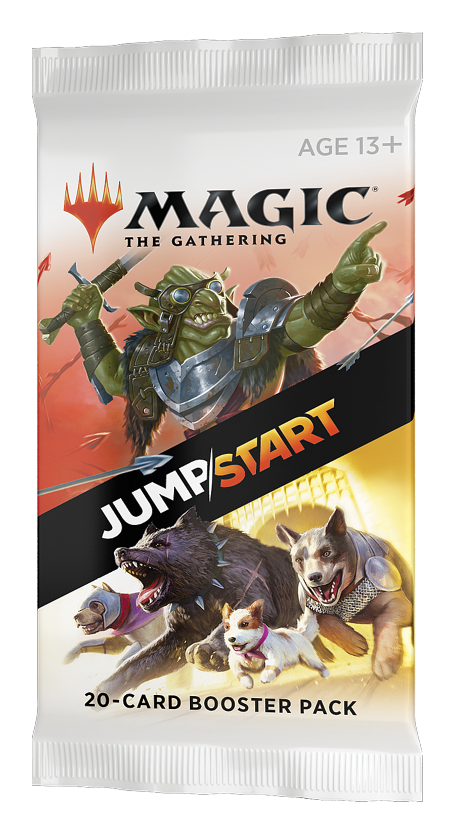Jumpstart Booster Pack | Delight