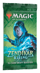 Zendikar Rising Draft Booster | Delight