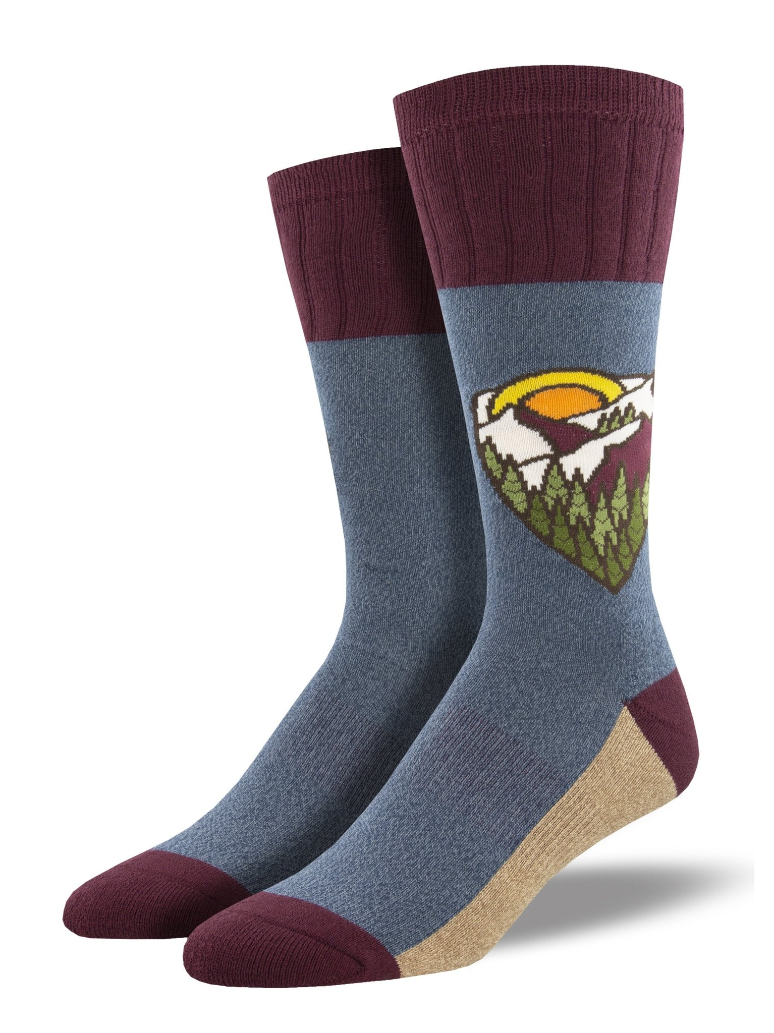 AtomicChild Mountain Top Socks | Delight