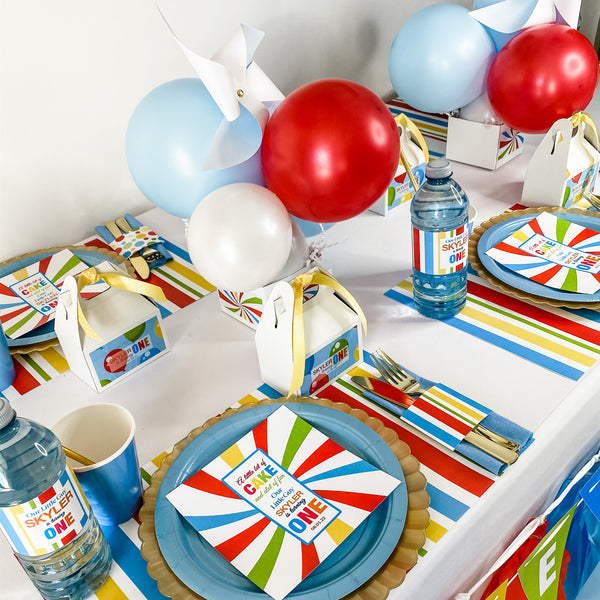 BOLD & BRIGHT COLOUR BIRTHDAY