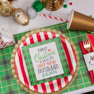 FIRST CHRISTMAS WITH MY HOT NEW WIFE / NEW HUSBAND