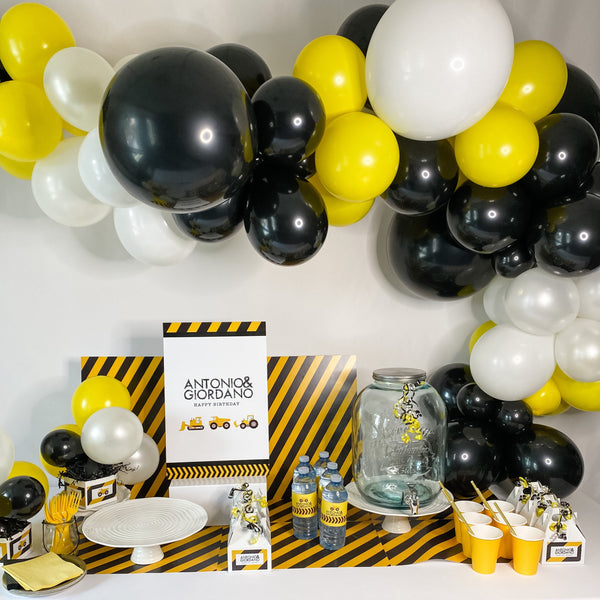 TRUCK BIRTHDAY BOY DESSERT & DRINK STATION PARTYBOX