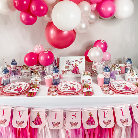 BARBIE GIRL BIRTHDAY