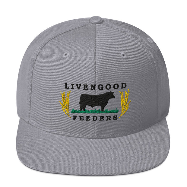 LIVENGOOD FEEDERS Snapback Hat