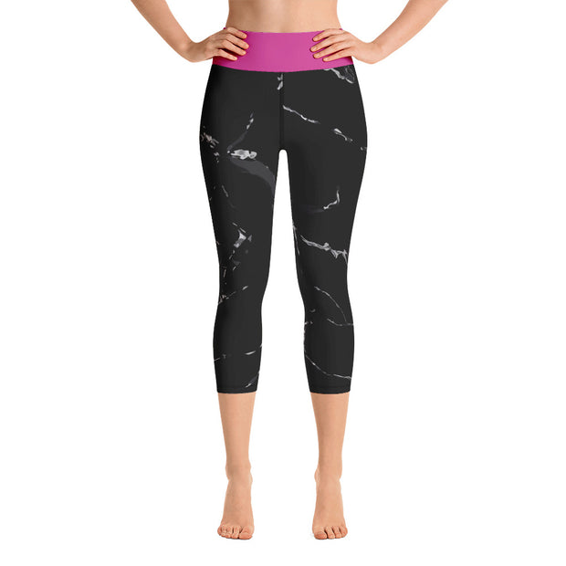 Mk's Yoga Capri Leggings