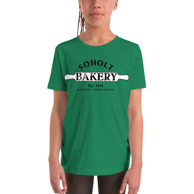 Soholt Bakery Youth Cotton T-shirt