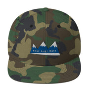 ADDITIONAL MOCKUP -- Snapback Hat