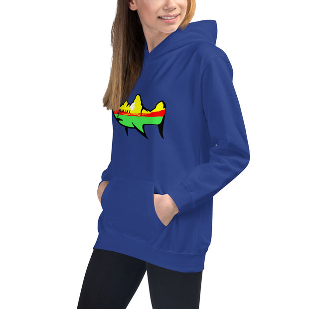 Hoodwink Badge Youth  Hoodie