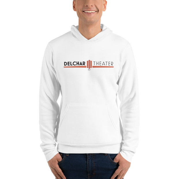Delchar Theater Soft Hoodie