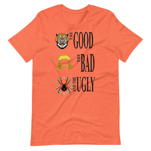 Tiger Good, Bad, Ugly T-Shirt