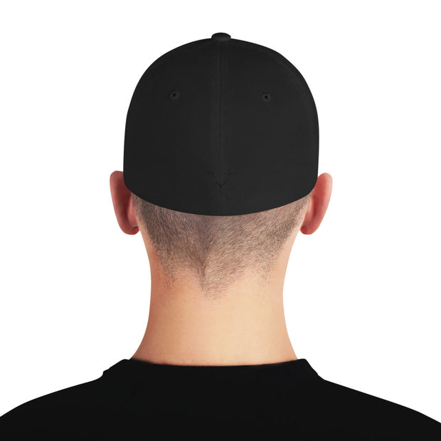 Hoodwink  Flexfit Structured Twill Cap