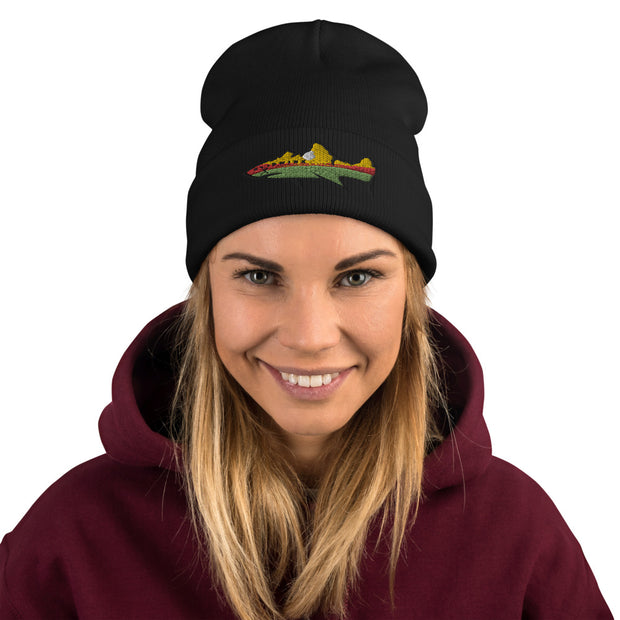 Hoodwink Badge Embroidered Beanie